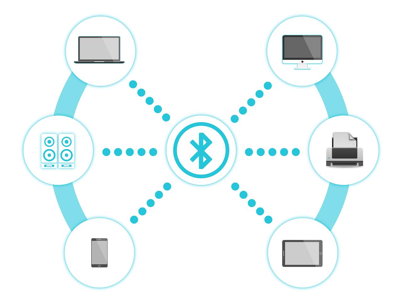 La différebnce entre le Wifi et le bluetooth