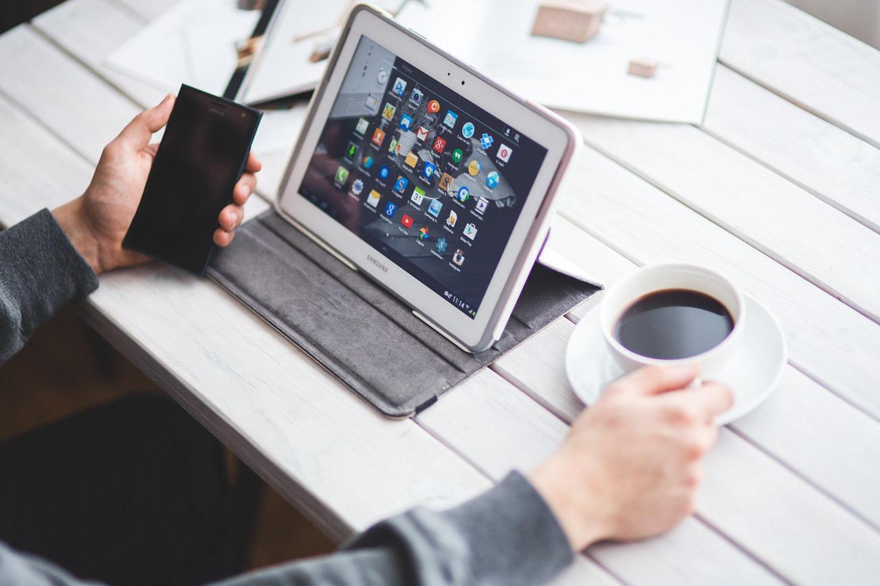 Peut-on travailler sur une tablette ?